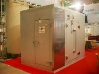Top quality OEM frozen beef cold storage room