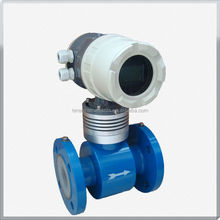 Heat Dissipation Electromagnetic corrsivity water dispose Flowmeter popular in Europe