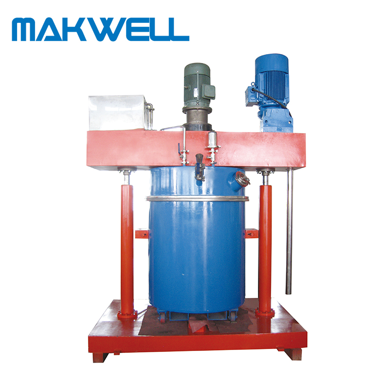 Perfect quality paint sealant planetary mixer machine