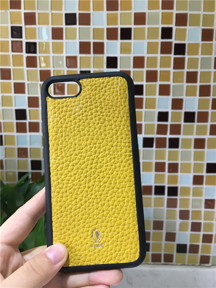 Newest Luxury Genuine Leather Phone Case for i Phone 6s/6 plus/7/7 plus