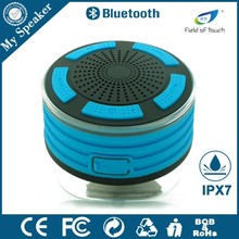 Latest innovative products FM radio wireless bluetooth speaker with usb charging