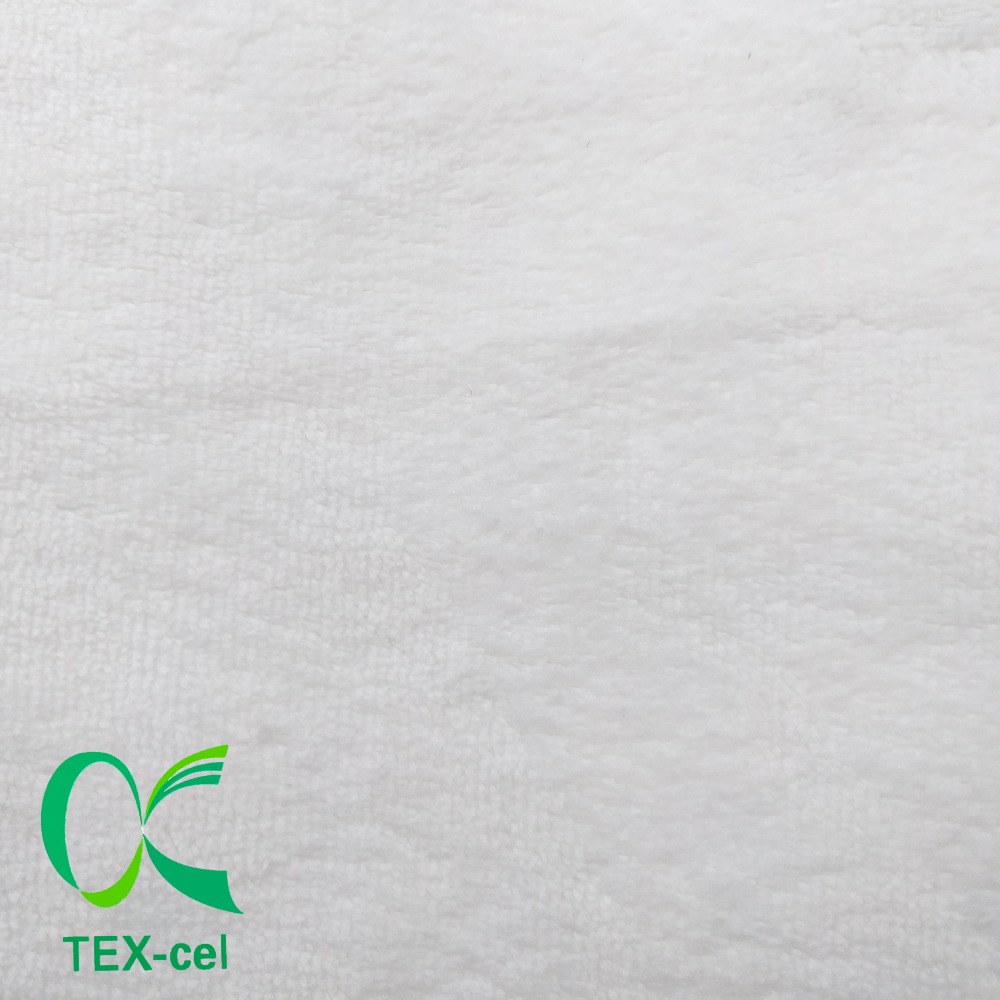 TEX-cel 230gsm 100% Polyester Laminated Warp Coral Fleece Fabric With TPU Membrane