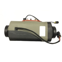 CE Best 3KW 12 /24 Volt Car Diesel air parking heater with mini controller similar to webasto car heater