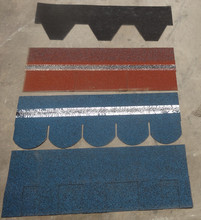 3-tab modified asphalt roofing shingles