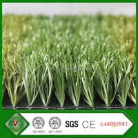 AVG Selling Anti - UV Artificial Grass Football Stadiums Pitches With Fake Turf