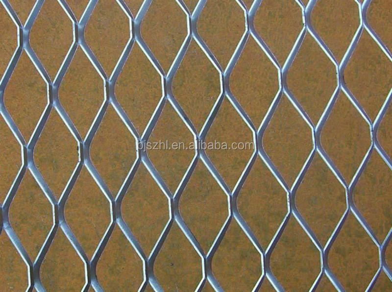 heavy duty expanded wire mesh