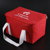Best selling wholesale thermal insulated cooler bag/rectangle lunch cooler bag