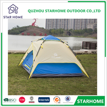 Outdoor Speed set up tents 3-4 person automatic portable family camping tent