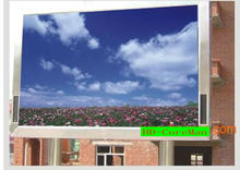 P6 to p25 2R1G1B 16mm virtual advertising outdoor led display