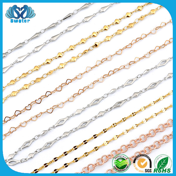 Hot Selling Items 2016 Dubai New Gold Chain Design