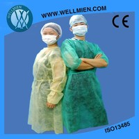 Disposable Hospital Isolation Gown