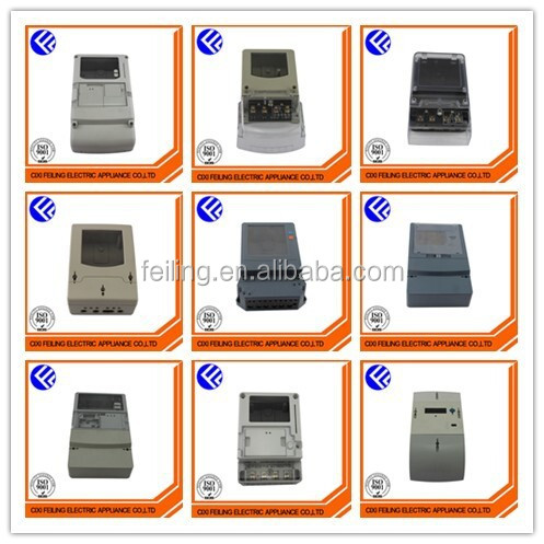 High quality three phase gang electric meter box