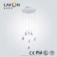 2016 new LED pendant lights for kitchen island