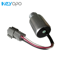 SA-3725-12 Excavator Parts DC 12V Fuel Stop Solenoid SA-3725-12 for 20B Engine