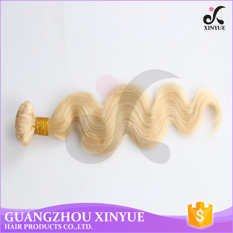 Fashion new style names of human hair weave high quality #613 loose wave remy human hair extensions