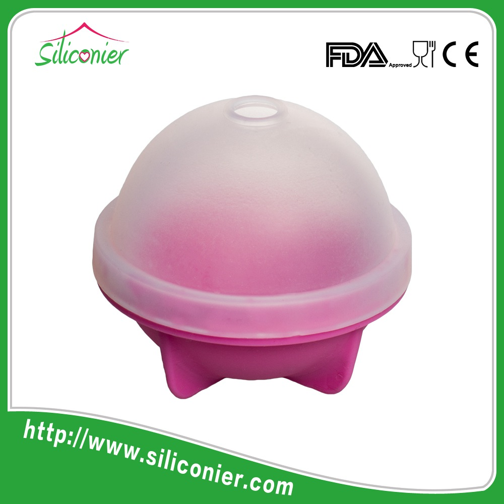 China alibabaperfect silicone sphere ice ball molds