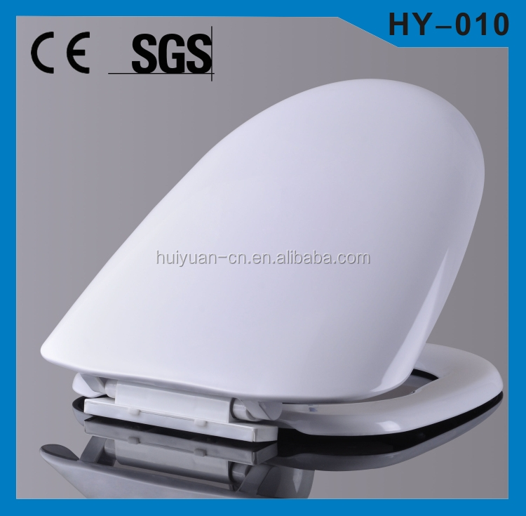 HY-010 accessories bathrooms oft closing hinge toilets seat cover