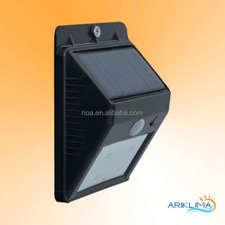 High lumen pure white Crystal Ice Glass LED Bricks Solar Garden light CE & ROHS approved SUN03M