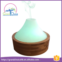 Home Decor Essential Oil Diffuser Cool Mist Humidifier Lamps Wholesale Aromatherapy Electric Diffuser