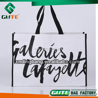 High Quality Big Size Non Woven Carry Bag made of Recycled Material