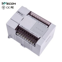 LX 24 I/O plc easy design program with Wecon software