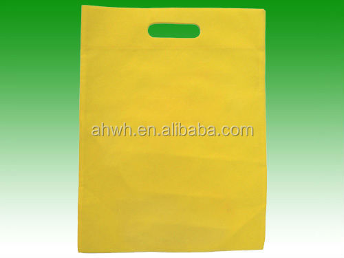 Wholesale Die Cut Handle One Color Printed OEM Plastic Shopping Carrier Bag