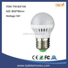 New Product Custom 5 Way Light Bulb