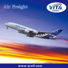 air freight from china to sand point