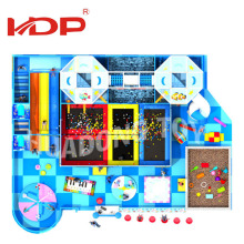 Children commercial indoor used solar playground equipment for sale