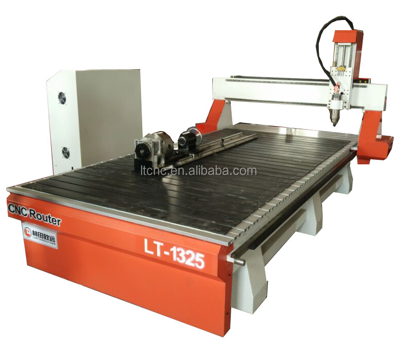 Factory price Popular spindle furniture making machine cnc wood carving router 1325