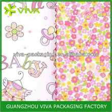 Baby Girl Duo soap wrapping paper