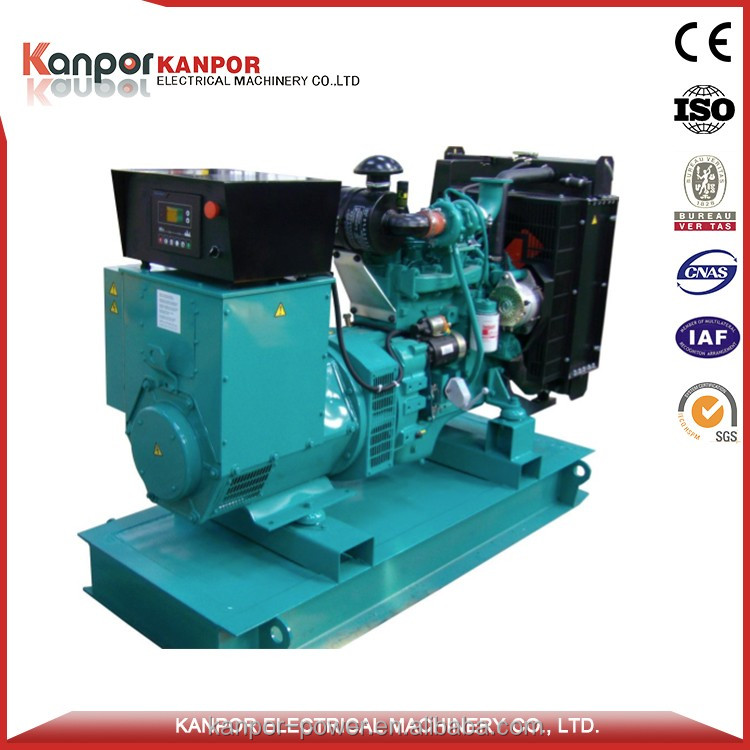 1383A 37.8L Low price Powerful BV approved 1000 kva generator
