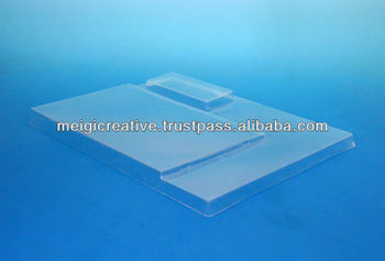 Clear PET Blister Tray for Retial Packaging
