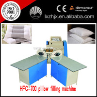 HFC-700 fiber opening and pillow filling machine
