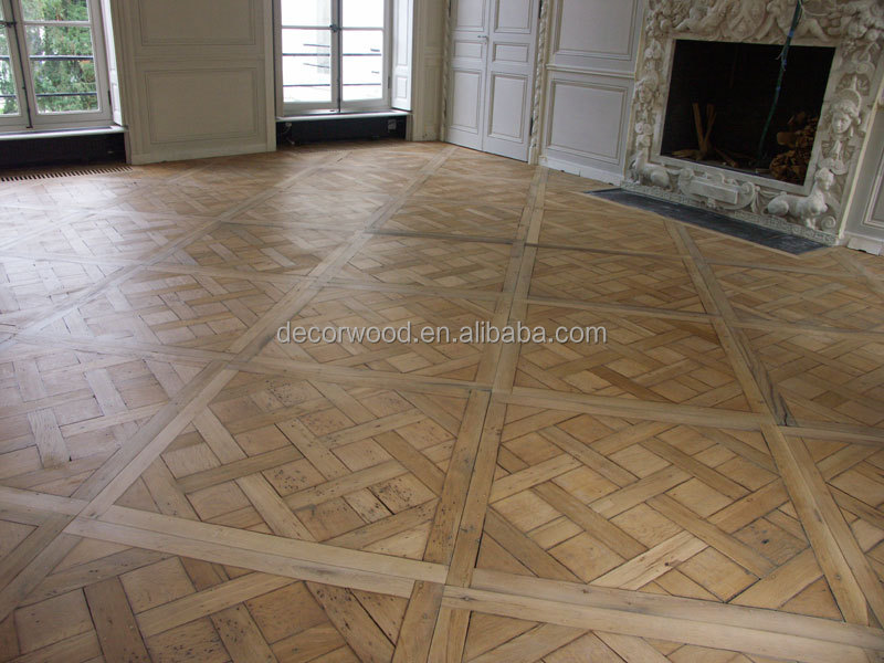 French Antique Versailles Parquet Hardwood Parquet