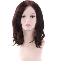 Wholesale natural color special stylist aliexpress hair full lace wig