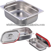 LFGB & NSF Approve Heavy Duty Stainless Steel gn pan kitchen hood parts
