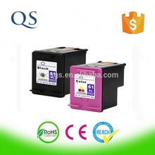 Remanufactured copier toner for HP INK 61Black/61Color Wholesale from China for INK cartridge