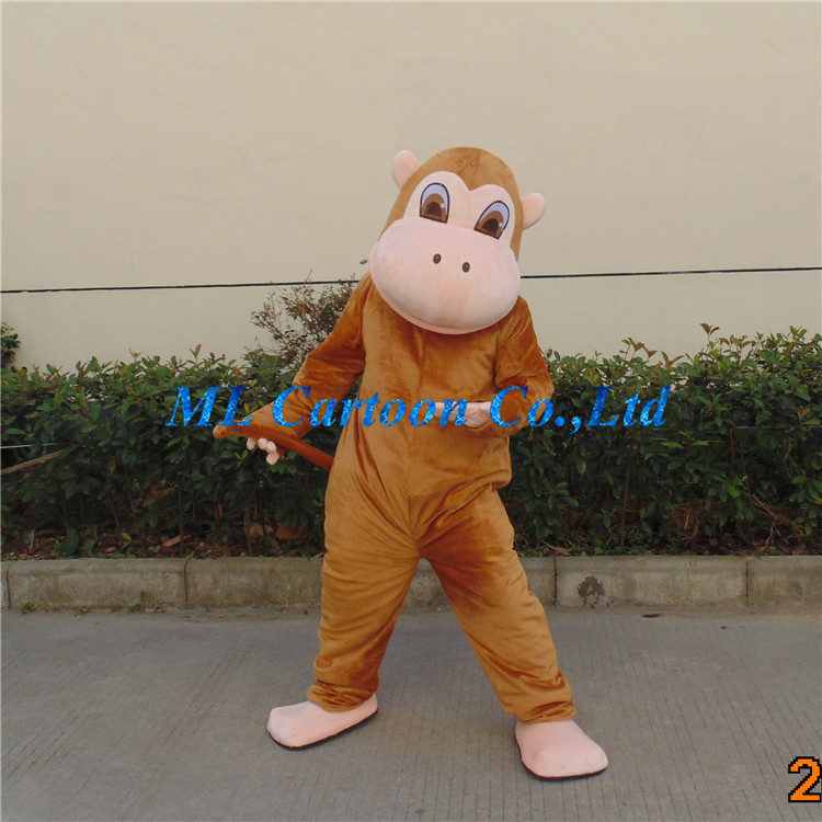 Hottest comic animation costume monkey year moscot costume