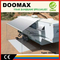 #DX600 Commercial Motorhome Retractable Van Awning