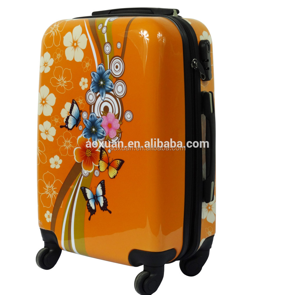 china factory trolley suitcase travel luggage trolley hand luggage