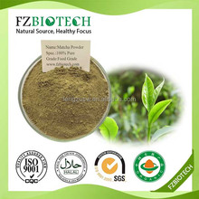 100% pure nature private label slimming tea organic green tea matcha powder
