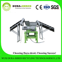 Dura-shred new cable recycling machine