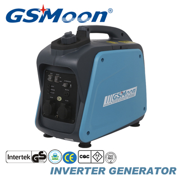 2000w CE GS EPA approval silent portable generator