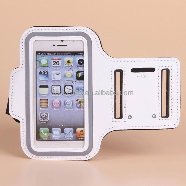 Mobile Phone Accessories For iPhone 6 running sports fabric armband case,mp3 player armband