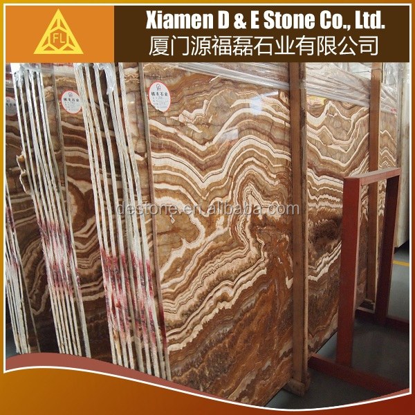 Tiger Onyx Marble Import from Turkey
