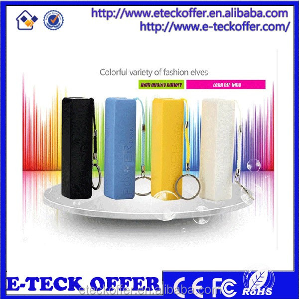 Shenzhen Portable Smartphone Charger Power Bank from Factory directly