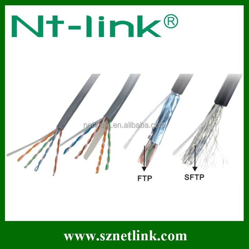 Best sale cat5e cat6 rj45 cable network high quality wiring network cable