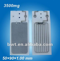 3500mg/h air purifier ozone plate for home and car