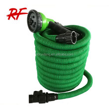 expandable water garden hose with plastic fittings ,garden hose pipe